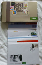 2008 Ireland An Post First Day Cover Collection FDC Rare