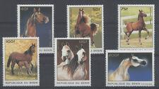 CHEVAL Bénin 6 val de 1996 ** - HORSE PFERD CAVALLO