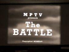 "16MM ULTRA RARE ORIGINAL PRINT - ""THE BATTLE"" - 1933 CHARLES BOYER - SUPER PRINT"