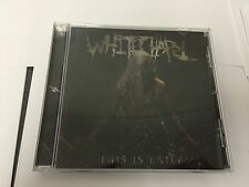 Whitechapel This Is Exile CD 039841468120