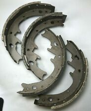 American Brake Company Re-manufactured #R445 Drum Brake Shoes Front & Rear Set