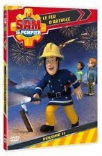 Sam le pompier Volume 11 le feu d'artifice DVD NEUF SOUS BLISTER