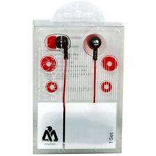 Matix HANGOVER Headphones Tangle Free Cord 3.5mm Gold Plug Woodblock 120cm NEW