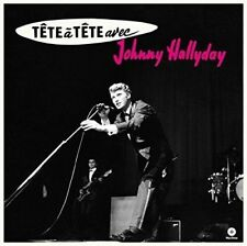 Disques vinyles Rock Johnny Hallyday LP