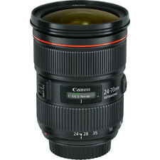 Canon EF 24-70mm f/2.8 L II USM Lens + 77mm UV Filter