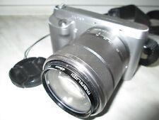 Sony Alpha NEX-F3 16.1MP Digitalkamera mit Objektiv  ABSOLUT TOP
