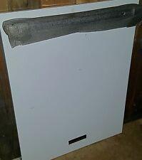 """Viking 24"""" Dishwasher door panel D3  Stainless RDDP242ss"""