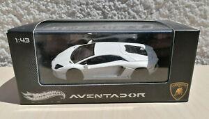 Lamborghini Aventador 1:43 Hot Wheels Elite