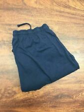 MILWAUKEE BREWERS MLB Classic Rise Blue Athletic Sweat Pants Women's Size M