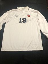 Game Worn Used Princeton Tigers Soccer Jersey Size M Diadora #19