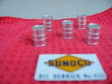 Lionel 455, 455-23 Sunoco Sign + 5 Oil Drums New