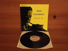 Max Kaminsky & His Jazz Band - Eddie Condon : Dixieland Horn : Vinyl Album