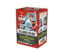 2020 Panini Diamond Kings Baseball Factory Sealed Retail Blaster Box MLB
