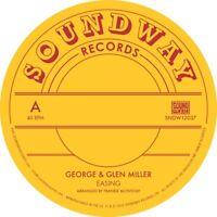 GEORGE & GLEN MILLER - EASING   VINYL LP SINGLE NEW