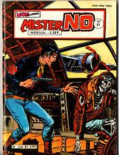 ¤ MISTER NO n°61 ¤ 1981 MON JOURNAL
