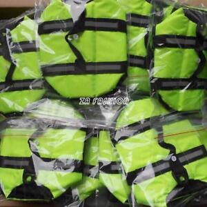 New Puppy Dog Safety Swimming Vest Pet Life Jacket Preserver XXS-XXL Size
