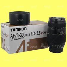 Tamron AF 70-300mm F/4-5.6 Di LD Macro 1:2 Lens with Motor A17NII A17N-II Nikon