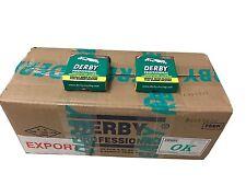 5000 pcs Derby Professional Single Edge Razor Blades