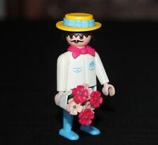 Playmobil époque victorienne homme fleuriste 5400 08dd5dc009b