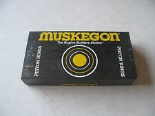 Muskegon Piston Ring set fit Toyota 22R Mazda B2600 (PS2382030)