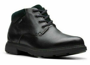 Clarks Un Tread Up GTX Mens Casual Lace Up Chukka Leather Boots