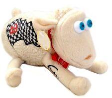 "Serta Sheep Nascar #49 Plush 7.5"" tall Sheep Racing Plush"