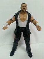WWE - Wrestler WWE WWF Titan Tron Live Tazz Action Figure Jakks Pacific 1999 WCW