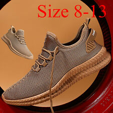 Men's Athletic Sneakers Running Outdoor Jogging Sports Tennis Shoes Breathable