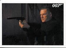 James Bond Archives 2014 Casino Royale Gold Parallel Base Card #79