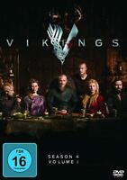 Vikings - Staffel 4 Volume 1  [3 DVD/NEU/OVP] 10 Episoden mit 420 Min