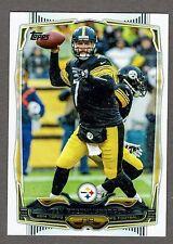 2014 Topps Football #264 Ben Roethlisberger Pittsburgh Steelers NMT