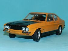 Minichamps 1/18 Ford Capri Mk I RS 2600 1970 Orange/Black MiB