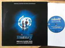 "ROGER WATERS 10"" EP: HELLO(I LOVE YOU) NEU/THE LAST MIMZY SOUNDTRACK"