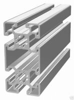 80//20 TSlot 45mm x 45mm Lite Aluminum Extrusion 45 Series 45-4545-Lite x 455mm N