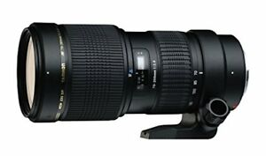 Tamron Large Aperture Telephoto Zoom lens Sp Af70-200Mm F2.8 Di Canon