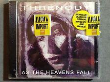 THRENODY - AS THE HEAVENS FALL 1993 1PR *SEALED!*  DEATH GOREFEST FROZEN SUN