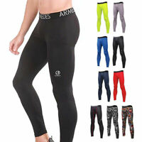 ARMEDES Men's Compression Pants Baselayer Cool Dry Tights Shorts 161