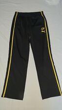 Brand New, Puma Pele Rare, Vintage Tracksuit Bottom/joggers, Black/Yellow,(M)