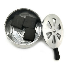 Hookah Shisha Charcoal Screen Handle Narghile Tobacco Bowl Charcoal Holder Head