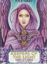 Keepers of The Light Oracle Cards by Kyle Gray NEW & Sealed