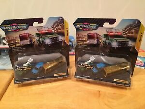 New Series 2 Micro Machine Micro City ULTRA RARE GOLD Lots of 2