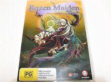 "ROZEN MAIDEN OVERTURE, MADMAN ANIME DVD, R4 ""NEW"" AUZ SELLER"