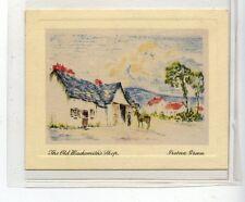 (JD1873-100)  MILLHOFF,ENGLAND HIST & PICTURESQUE 2ND,OLD BLACKSMITHS,1928,#38