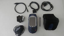 Magellan Ashtech MobileMapper CX GPS GIS kit Bluetooth + Beacon, software & case