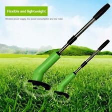 Portable Cutter Electric Trimmer Grass Cordless Lawn Garden Mower Weed Edger