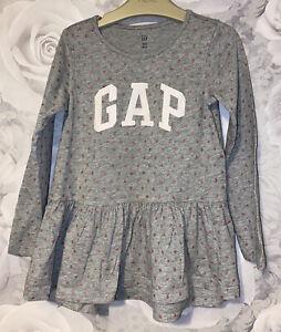 Girls Age 4-5 Years - Gap Long Sleeved Top