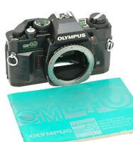 Olympus OM40 Program 35mm SLR Film Camera Body Only. - Fully Working