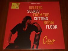 CARO EMERALD DELETED SCENES CUTTING ROOM 2x LP RED VINYL & CD 1st PRESS 2010 New