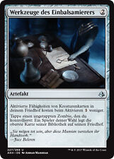 Outils 2x du einbalsamierers (Embalmer's Tools) amonkhet Magic