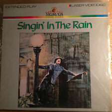 Singin' In The Rain    Laserdisc Movie